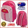 backpack shoulder bag school fashion durable multi compartment pink 3049