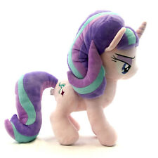 "STARLIGHT GLIMMER - My Little Pony 12"" Plush New (Real Cutie Mark) Plushie"