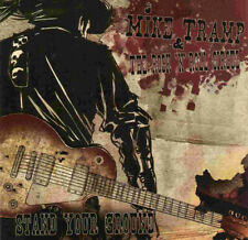 Mike Tramp & The Rock'N'Roll Circuz- CD - Stand Your Ground- 2011 EAR 0206482ERE