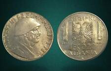 ALBANIA 1941 COIN - 0.20 LEK MAGNETIC - ITALY OCCUPATION - 108