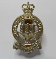 The Northumberland Hussars Cap Badge Reproduction Restrike