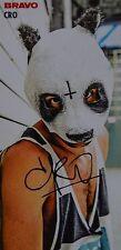 CRO - Autogrammkarte - Autogramm Fan Sammlung Clippings