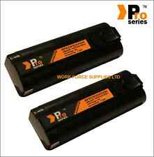 2 x pro-series replacement batteries 1.5ah for  Paslode im350,  IM350+