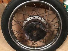 Norton Dominator Atlas Commando Rear Wheel Dunlop MB41 WM2 X 19 ????