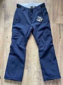 Tommy Hilfiger x Rossignol Ronan Ski Men Size XL Pants Bottoms Navy Blue RLGMP16