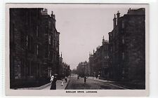 SINCLAIR DRIVE, LANGSIDE: Glasgow postcard (C9739)