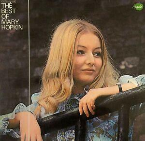 Mary Hopkin - The Best Of Mary Hopkin (LP) (G+/G-VG)