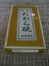 Vintage Original Japanese Calligraphy Tool Ink Stone Jpt Made Japan Original Box
