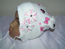 Babymütze Kinder Mütze Erstlingsmütze Baumwolle Neugeborene mit Ohrenschutz
