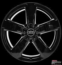 4 Originale Audi A6 4g Q5 8r 18 Pollici Sline Cerchi in Lega 8x18 Et39 Sg /5