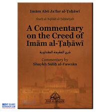 A COMMENTARY ON THE CREED OF IMAM AL-TAHAWI BY SH. SALIH AL-FAWZAN ISLAMIC BOOK