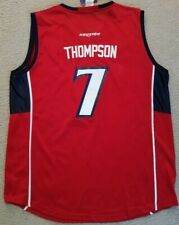 TINA THOMPSON WNBA OFFICIAL LICENSED HOUSTON COMETS REPLICA JERSEY SIZE XL