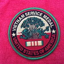 Vietnam Service Medal Patch