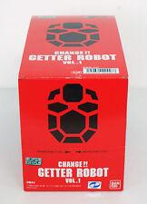 GETTER Robot Super Mini pla Invincible Super Man Figure Boxset of 3pcs Bandai