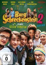 Ralf Huettner - Burg Schreckenstein 2 - Küssen (nicht) verboten, 1 DVD