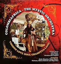 CHAMPETA-LAND columbiafrica - the mystic orchestra: voodoo love inna (CD album)