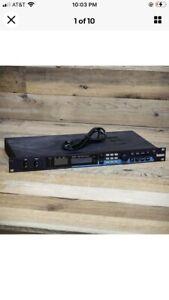 Rare Lexicon BBX320 Multi Effects Processor MPX-1 Prototype BBX-320 FX U139347