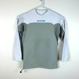 DAKINE Storm Snug Fit Long Sleeve Rash Vest Men's Size 2XL