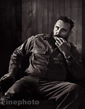 1971 Communist FIDEL CASTRO Prime Minister President Cuba Photo By YOUSUF KARSH