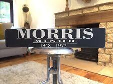 cm nice MORRIS minor 1000 Cast Metal SIGN .....Superb Gift
