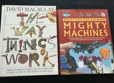 Questions and Answers Mighty Machines & David Macaulay- The Way Things Work