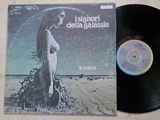 ICEMAN I Signori Della Galassia *ITALIAN PROG ORIGINAL LP*RIFI LABEL*