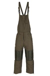 Fortis Snugpak Sleeka Olive  Green Salopettes Bib & Brace *All Sizes* Fishing