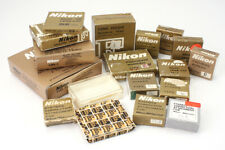 NIKON LOT OF SMALLER EMPTY BOXES/193554