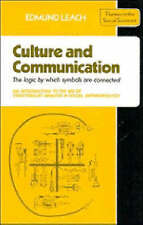 USED (GD) Culture and Communication: The Logic by which Symbols Are Connected. A