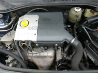 Renault Clio II Ph1 1998-2001 1.6 8v K7M 745 Automatic Engine