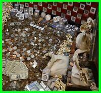 ⭐RARE US COINS ESTATE SALE GOLD .999 SILVER BULLION CASH MONEY SILVER MIXED LOT