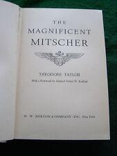 The Magnificent Mitscher -Taylor - W.W. Norton Pub 1954 - (BX18)