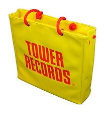 Tower Records Vinyl Carry All Tote Bag