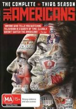 THE AMERICANS  - COMPLETE SEASON 3  -  DVD - UK Compatible