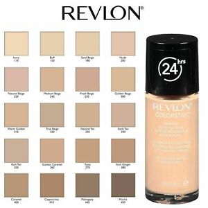 Revlon ColorStay Foundation for Combination/Oily SPF 15-2 colors to choose from