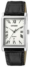 Citizen Ladies Watch BH3000-09A, SS Black Leather 25.5x38mm RRP$199