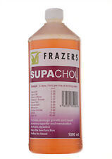 Supachol 1ltr - Frazers Racing Pigeon sedochol poultry
