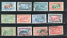 FRANCE COLONIES SENEGAL  AFRICA  STAMPS  MINT HINGED LOT 39823