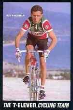 ROY KNICKMAN Team 7 ELEVEN 89 Cycling cyclist cyclisme Hoonved eddy merckx bikes