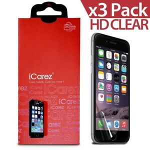 iCarez Highest Quality Premium Screen Protector - iPhone 6 Plus - HD Clear