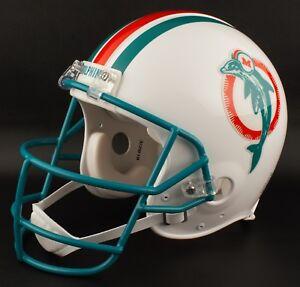 DAN MARINO Edition MIAMI DOLPHINS Riddell REPLICA Football Helmet NFL