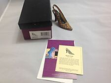 Just The Right Shoe By Raine Check It Out #25107 ~ In Box!