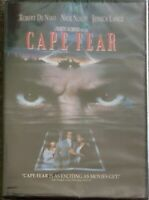 Cape Fear DVD ~ 1991 Film ~ Widescreen Single Disc ~ Robert De Niro ~ Nick Nolte