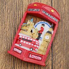 Küche Deko Kühlschrank Aufkleber Kühlschrankmagnet Sticker 3D UK London Reise