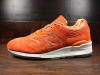 "New Balance M997TNY -USA 997 ""LUXURY GOODS"" CONCEPTS (Orange) MENS"