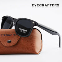 Mens Womens Polarized Sunglasses Outdoor Vintage Fashion Mirrored Eyewear Retro