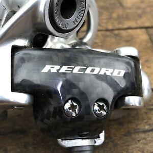 Campagnolo Record Rear Derailleur 10s Carbon 10 Speed