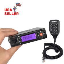 136-174/400-490Mhz Mini Mobile Radio Transceiver Mobile Car Radio Tow Way Radio