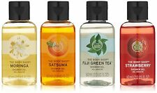 Body Shop SHOWER GEL or BODY LOTION Travel Size Mixed Items 60ml - Choose Option