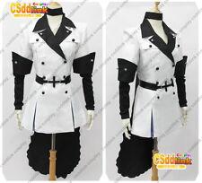 Akame Ga Kill! Jaegers Esdese Cosplay Costume white